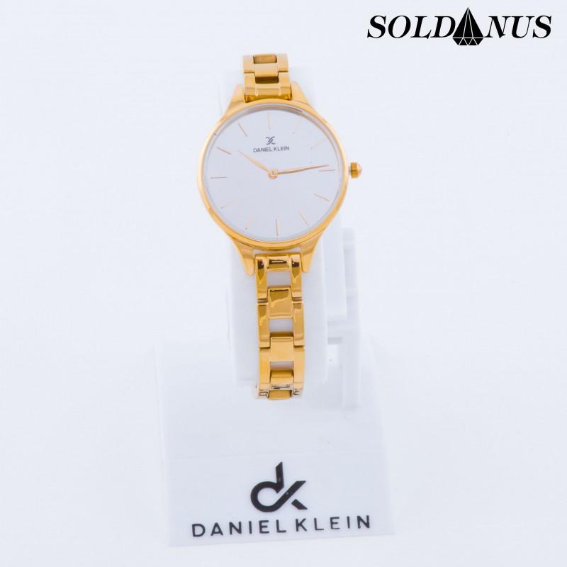 Daniel Klein dámske elegantné hodinky so zrkadlovým efektom