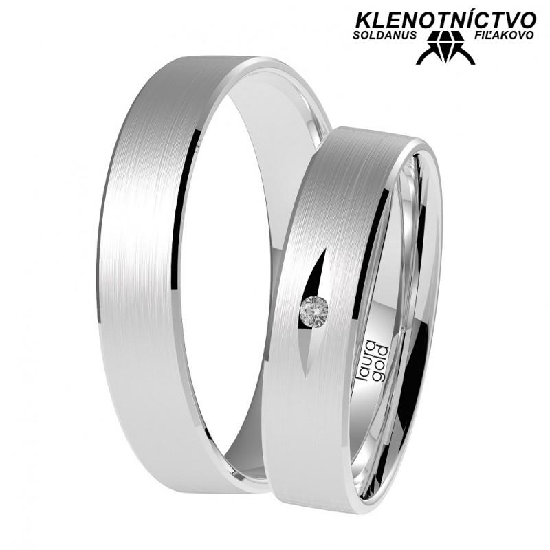 Svadobné obrúčky zlaté (gold ring) 1050
