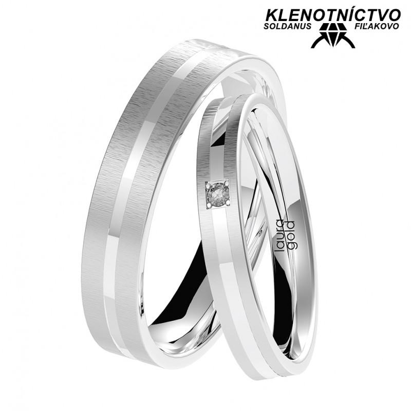 Svadobné obrúčky zlaté (gold ring) 1067