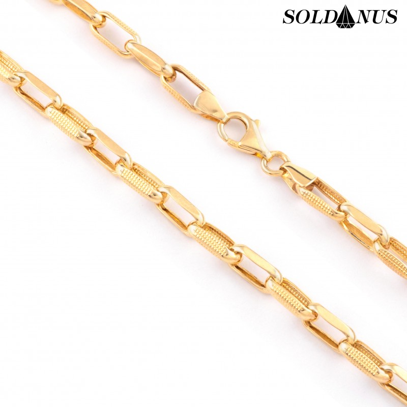 Zlatá retiazka 60cm