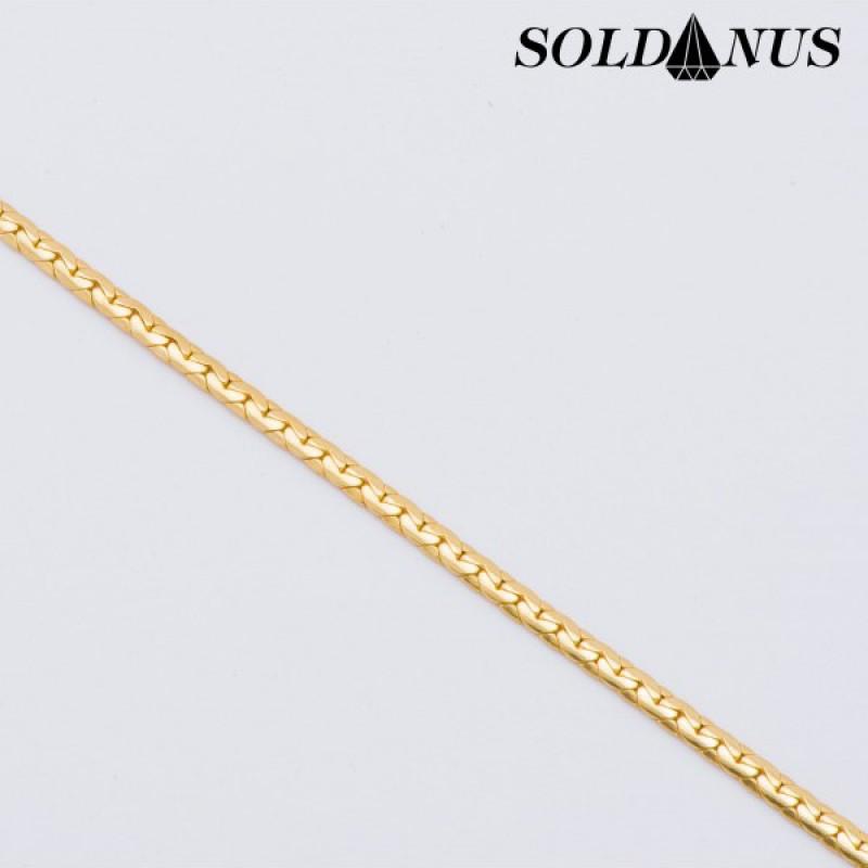 Zlatá retiatka 50cm