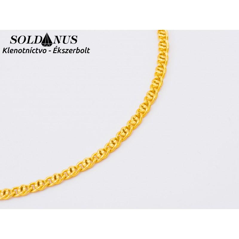 Zlatá retiazka 500mm